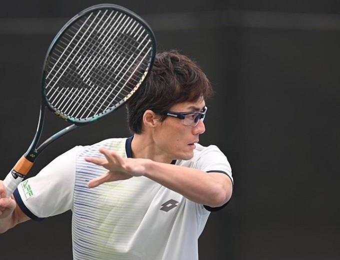 【松井俊英選手】ATPカップ2021 2年連続代表選出!