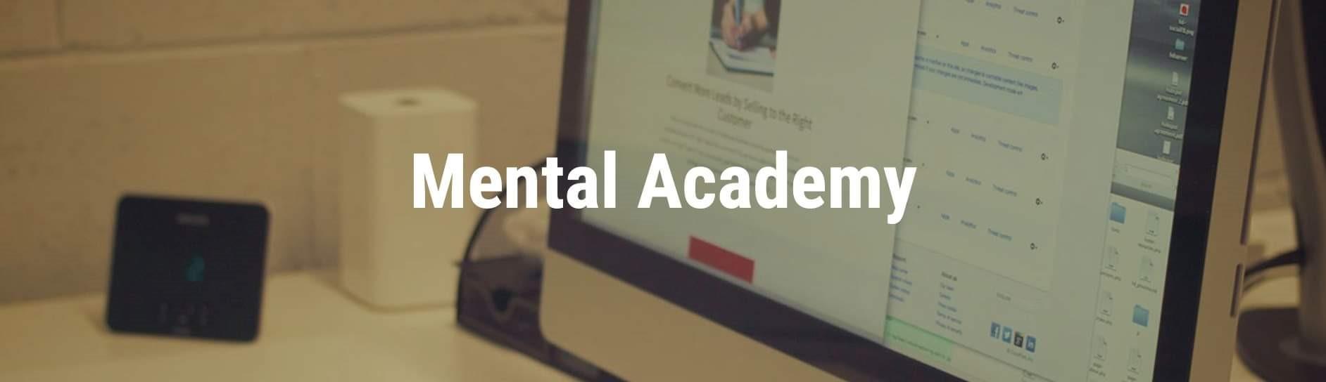 毎週土曜 無料オンラインセミナー「メンタルアカデミー」開催中