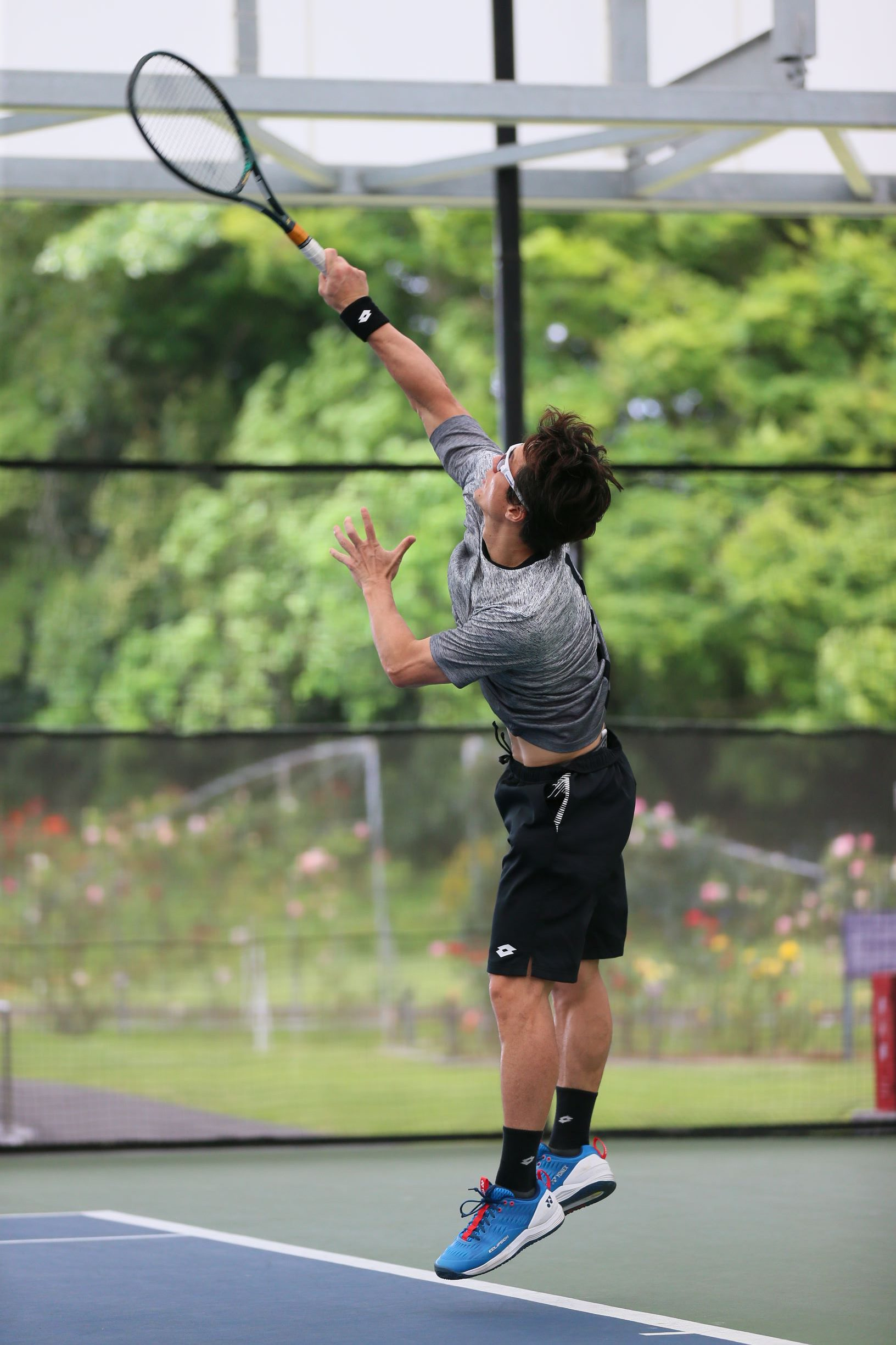 TENNIS POINTさんに松井選手の記事が掲載されました!