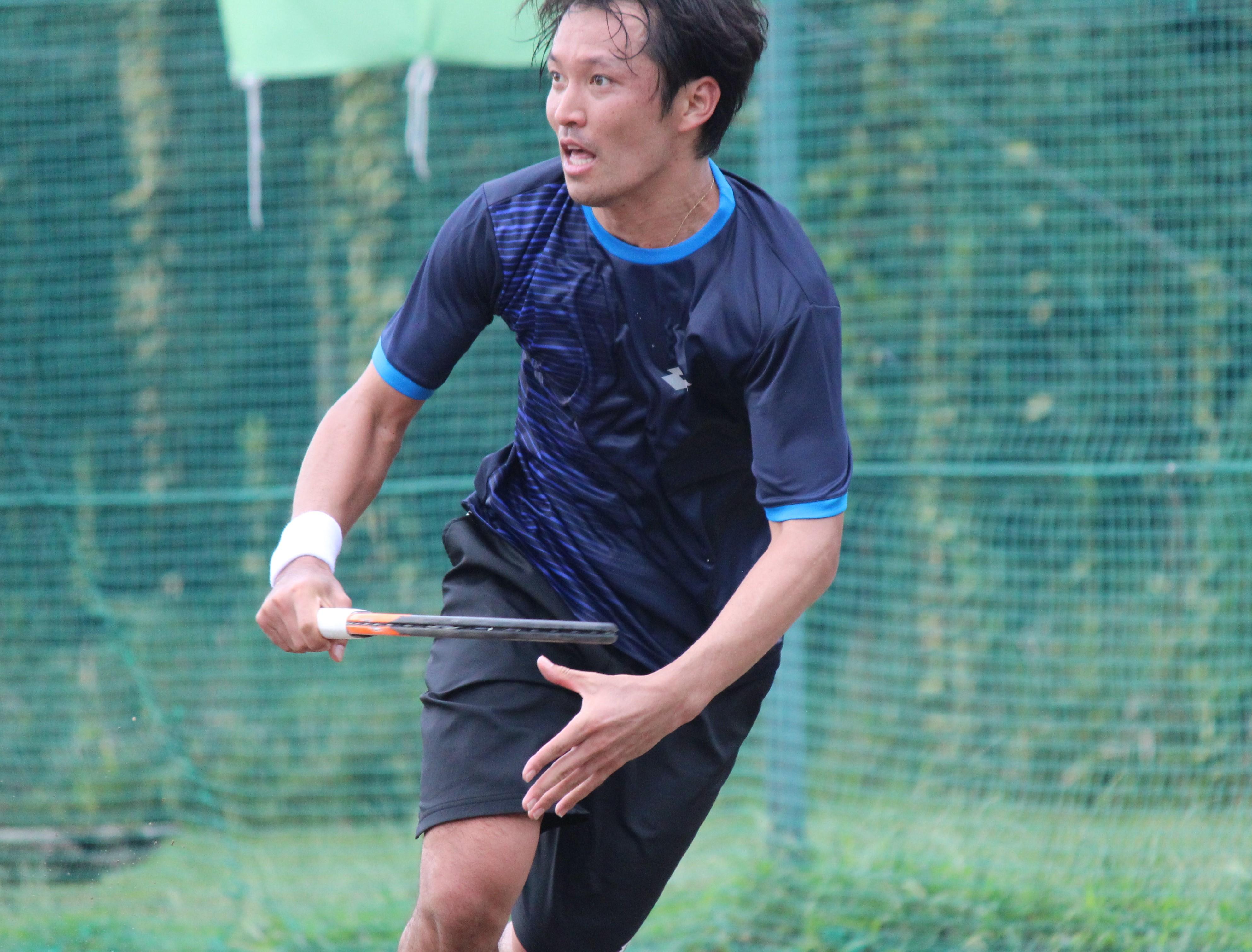 【テニス】伊藤竜馬選手へのサポートをスタート
