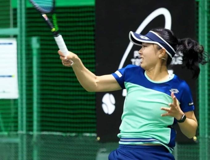 【テニス】澤柳璃子選手へのサポートをスタート